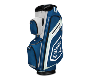 Callaway Golf Chev Org Cart Bag Navy Silver