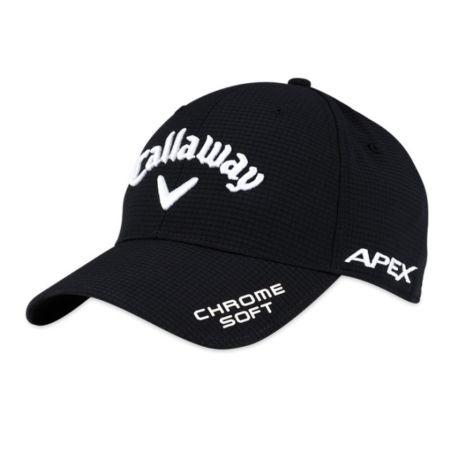 Callaway Golf Tour Authentic Performance Pro Adjustable Cap Black 5219001