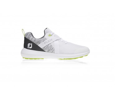FootJoy Flex White Gray 56101