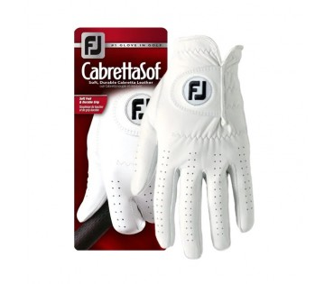 FootJoy CabrettaSof Glove Cadet Fit Mens LH