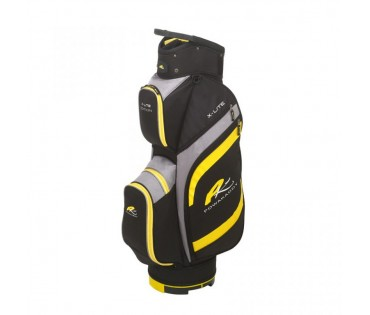 Powakaddy  X-Lite Edition Bag Black Yellow