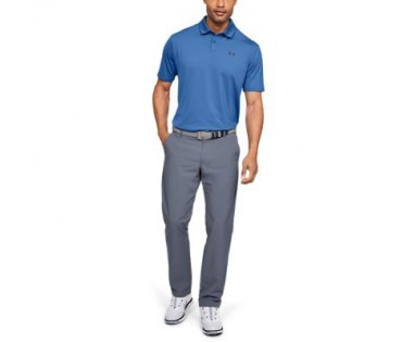 Under Armour Performance 2.0 Textured Polo Tempest Blue 510