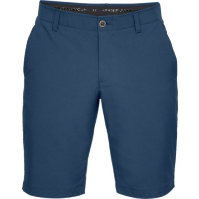 Under Armour EU Performance Taper Shorts Petrol Blue 438
