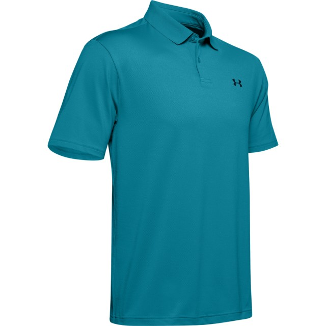 Under Armour Performance 2.0 Polo Vapour Green 299