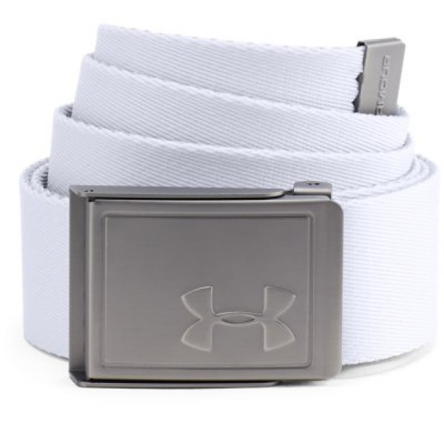 Under Armour Webbing Belt 2.0 White 100